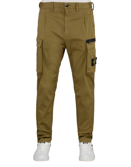 STONE ISLAND Pants 30402 T.CO+OLD