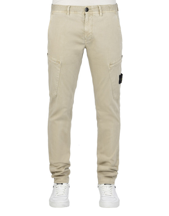 STONE ISLAND Trousers 31104 T.CO+OLD