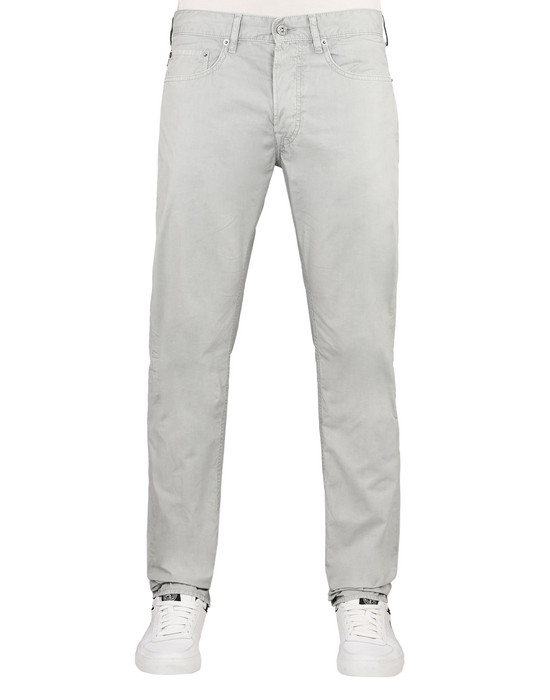 STONE ISLAND Trousers J1BWN SL_T.CO+OLD