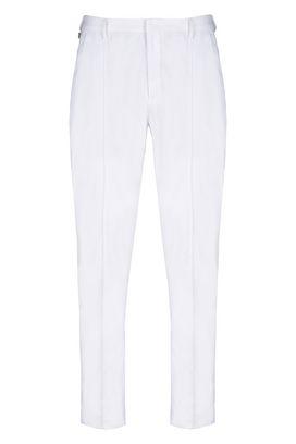Armani Chino Uomo pantaloni in cotone elasticizzato