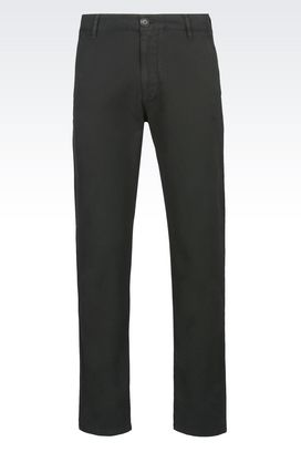 Armani Chinos Men pants