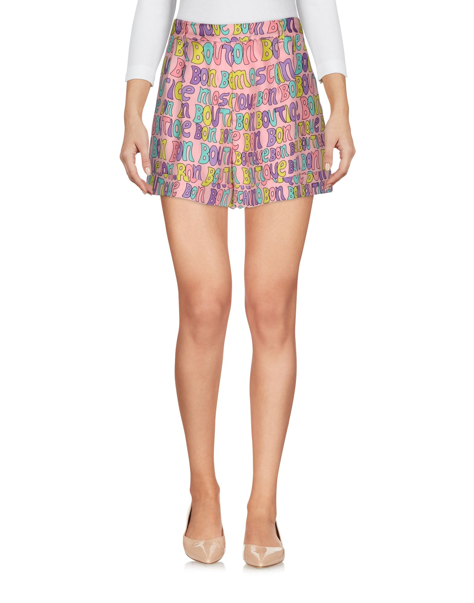 boutique moschino female boutique moschino shorts