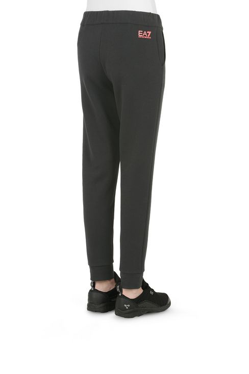 PANTALONI JOGGING IN COTONE : Pants Donna by Armani - 4