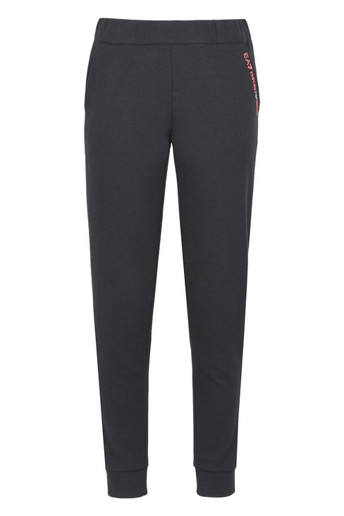 PANTALONI JOGGING IN COTONE : Pants Donna by Armani - 1
