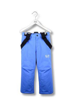 Armani Pants Men technical ski trousers