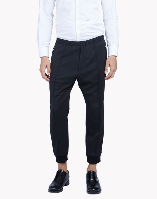 cropped wool jogging pants pants Man Dsquared2