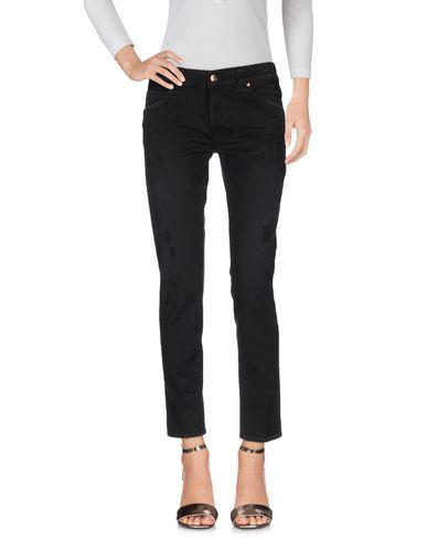 Джинсовые брюки (+) PEOPLE 36937708KD