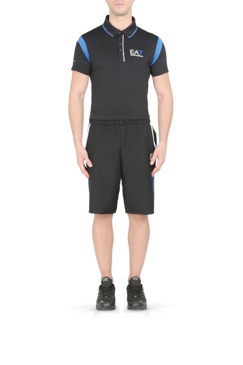 SHORTS IN TESSUTO TECNICO : Shorts Uomo by Armani - 2