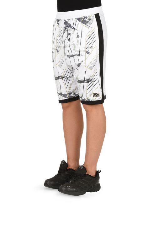 SHORTS IN TESSUTO TECNICO : Shorts Uomo by Armani - 3