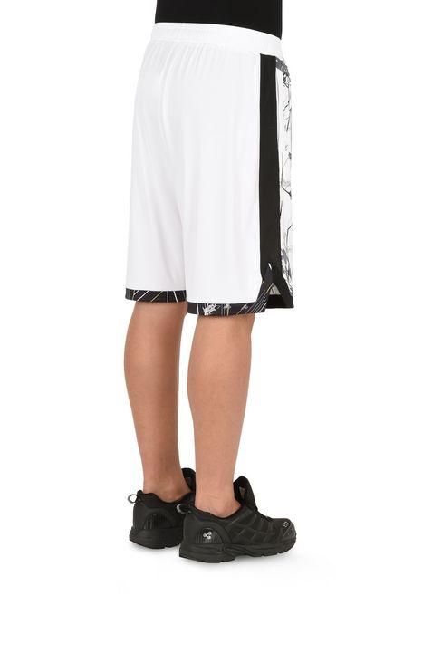 SHORTS IN TESSUTO TECNICO : Shorts Uomo by Armani - 4