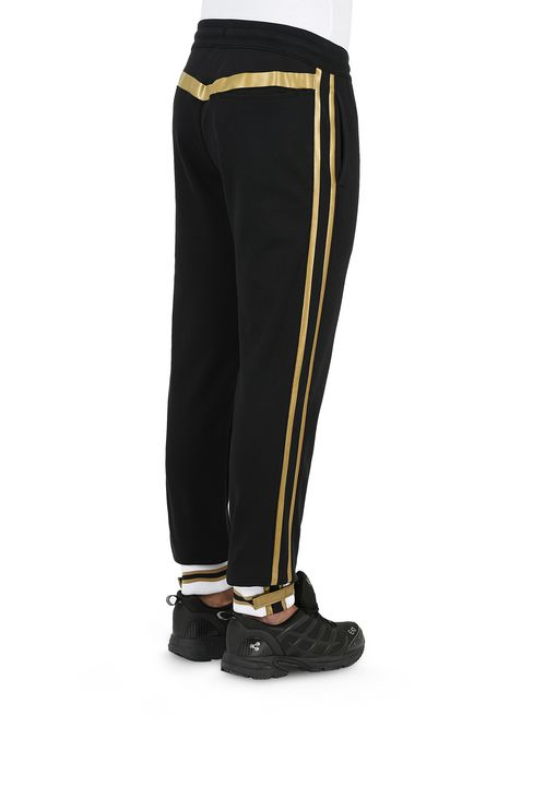 PANTALONI IN COTONE: Pants Uomo by Armani - 4