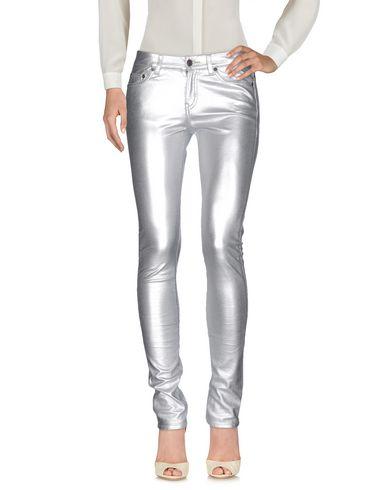 Повседневные брюки SAINT LAURENT 36951202RA