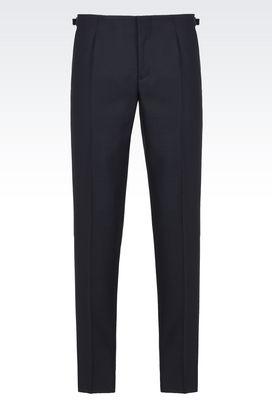 Armani Pantaloni Uomo pantaloni