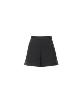 REDValentino MR3RF0L00VM 0NO Shorts Woman a