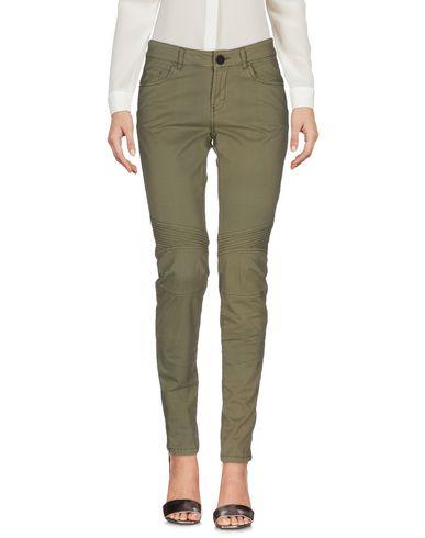 Повседневные брюки TWIN-SET JEANS 36960678PI