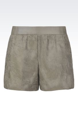 Armani Bermuda shorts Women pants