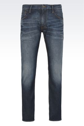 Armani Pantalons en jean Homme jeans