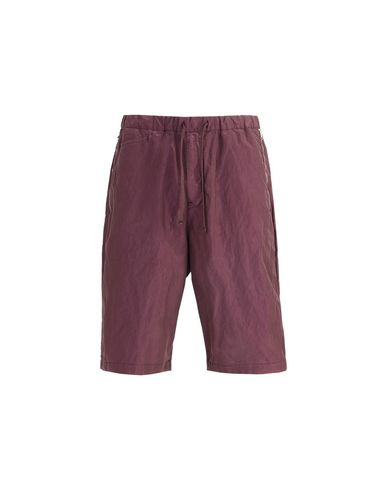 L0107 WIDE SHORTS WITH DROP POCKET (TONIC COTTON)