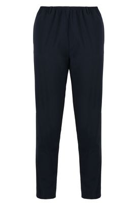 Armani Classic pants Women twill low rise trousers