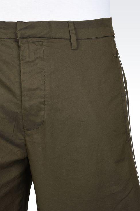 Trousers: Bermuda shorts Men by Armani - 5