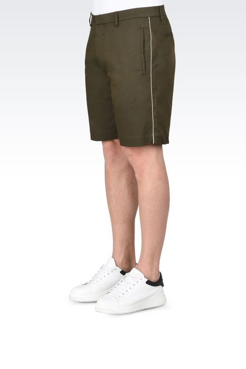 Trousers: Bermuda shorts Men by Armani - 3