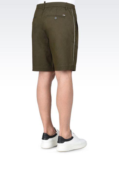 Trousers: Bermuda shorts Men by Armani - 4