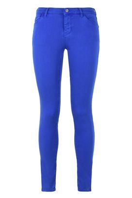Armani 5 tasche Donna j23 jeans super skinny fit 5 tasche