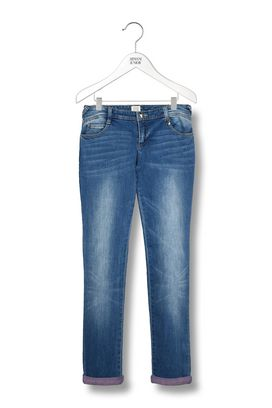 Armani 5 pockets jeans Women 5-pocket jeans with turn-ups