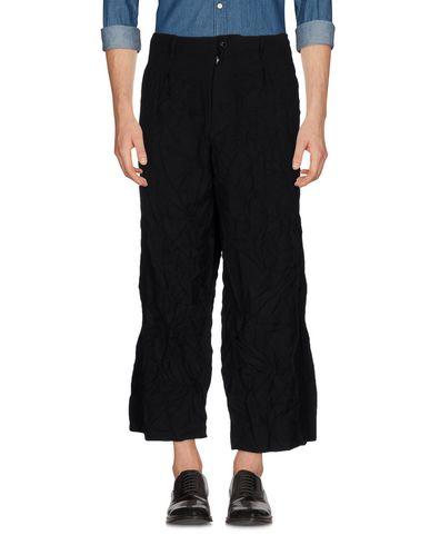 Повседневные брюки YOHJI YAMAMOTO POUR HOMME 36971040EP