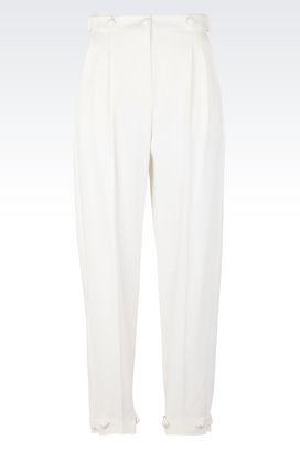 Armani Trousers Women trousers