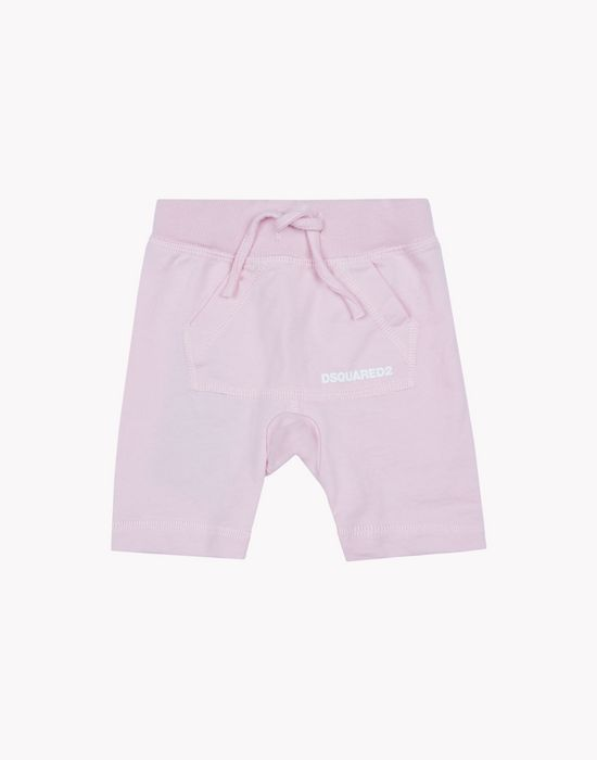 drawstring sweatshorts pants Woman Dsquared2