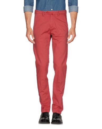 Повседневные брюки BARONIO. Цвет: пурпурный