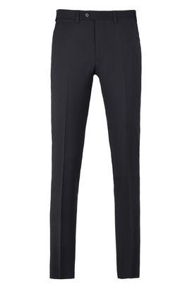 Armani Classic pants Men classic 100% wool trousers