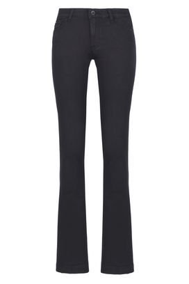 Armani 5 tasche Donna j07 jeans flares fit 5 tasche