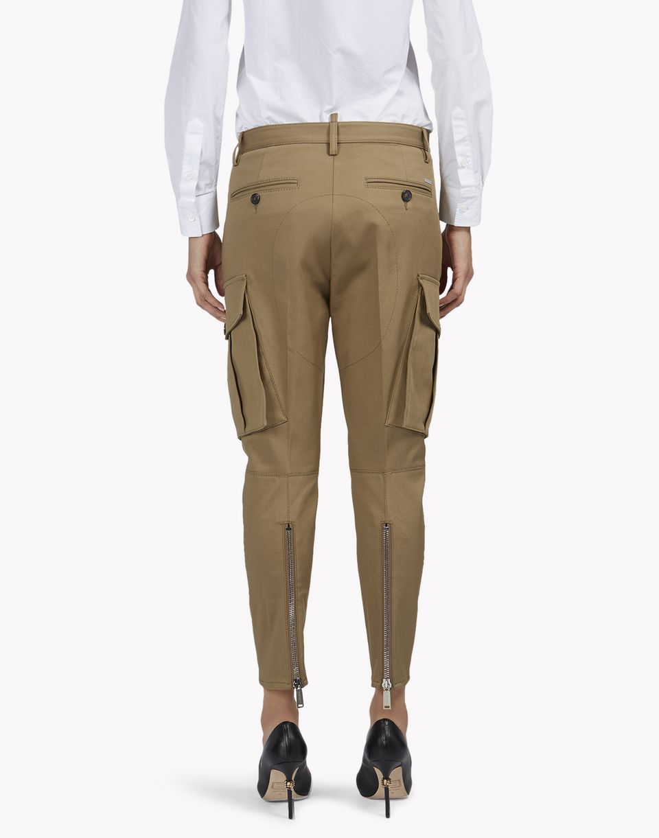 sexy cargo pants  pants Woman Dsquared2