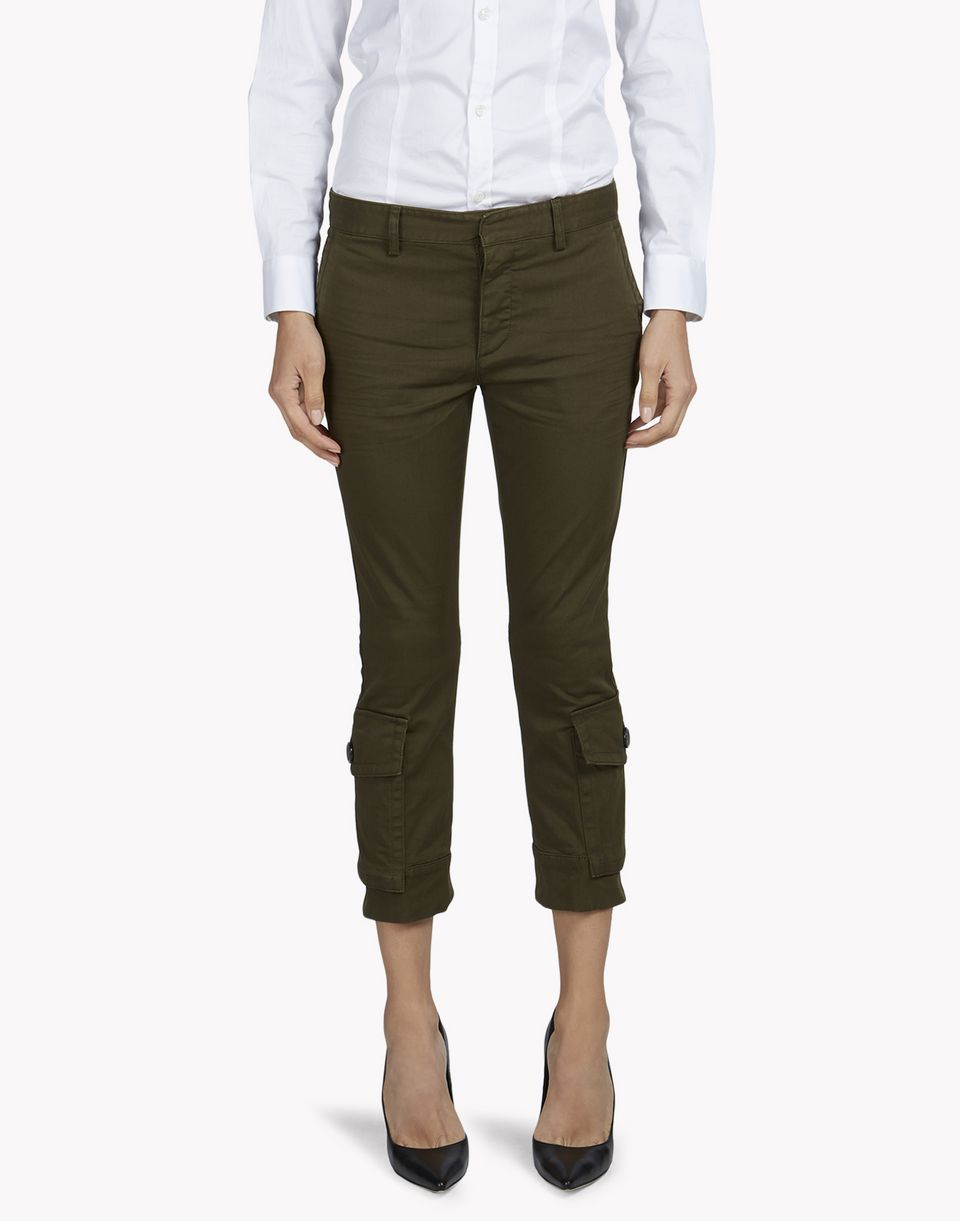 trousers Woman Dsquared2