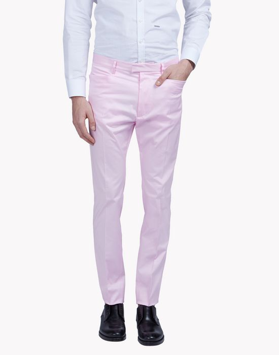 cotton chinos trousers Man Dsquared2