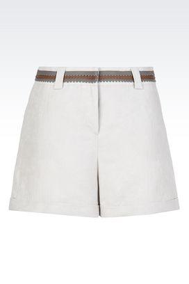 Armani Bermuda shorts Women trousers