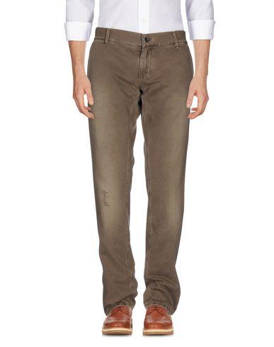 Повседневные брюки DOLCE & GABBANA 36979821XW