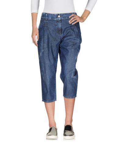 Джинсовые брюки-капри GALLIANO 36982723RH