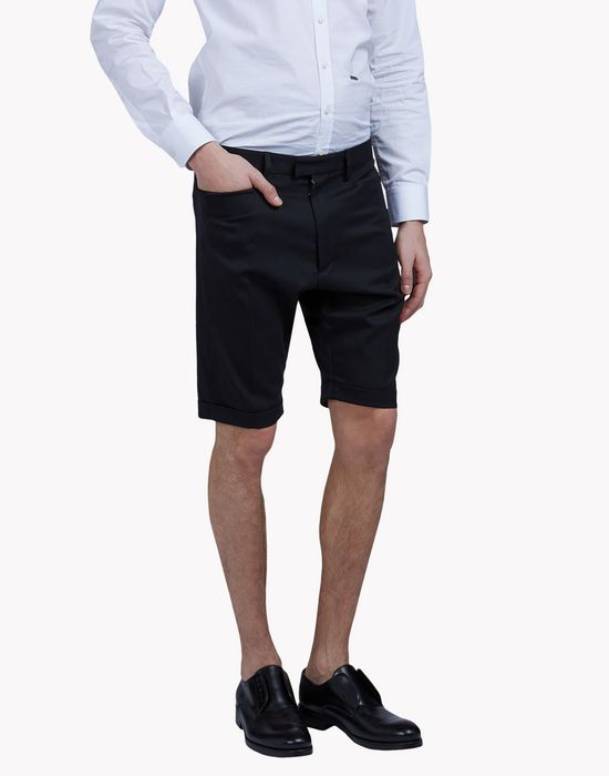 cool wool shorts pants Man Dsquared2