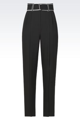 Armani Trousers Women trousers