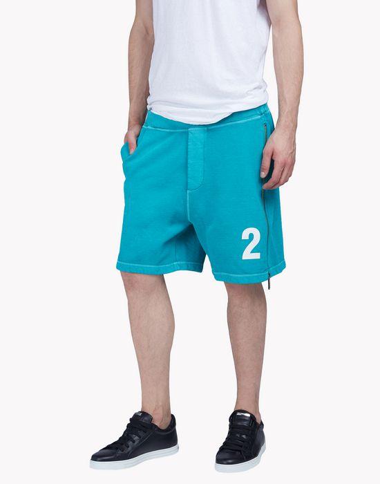 zip sweatshorts pants Man Dsquared2