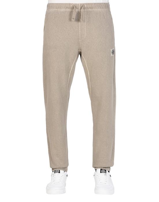 STONE ISLAND Fleece Trousers 63460 T.CO+OLD