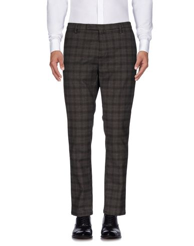 Повседневные брюки INDIVIDUAL. Цвет: свинцово-серый