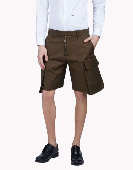 cargo pocket shorts pantaloni Uomo Dsquared2