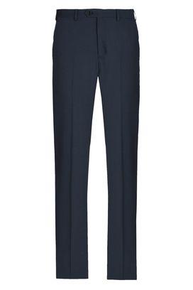 Armani Classic pants Men classic woven fabric trousers