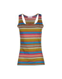 T-shirt senza maniche - FROM SOMEWHERE EUR 59.00
