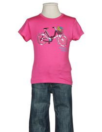 DENNY ROSE YOUNG GIRL - Short sleeve t-shirt