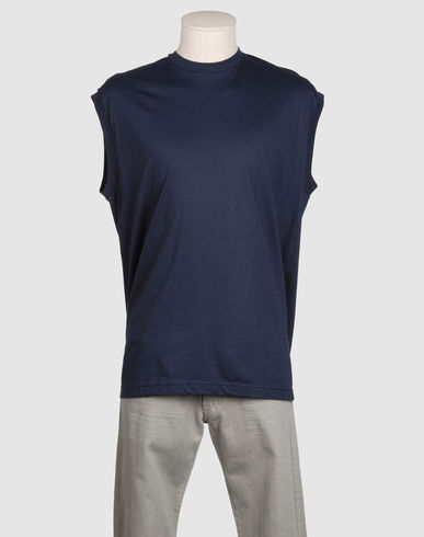 AMERICAN APPAREL - Sleeveless t-shirt